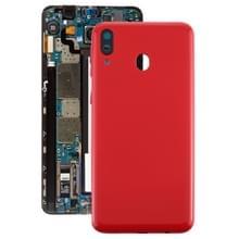 Batterij backcover voor Galaxy M20(Rood)