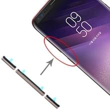 10 Set Side Keys voor Galaxy S8 / Galaxy S8+(Goud)