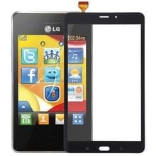 Touch panel voor Galaxy tab een 8 0/T385 (4G versie) (zwart)