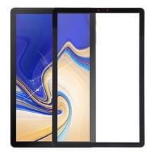 Front screen buitenste glazen lens voor Galaxy tab S4 10 5/SM-T830/T835 (zwart)