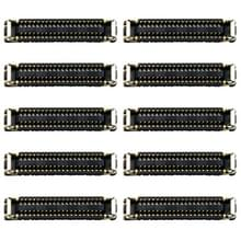 10 PCS Moederbord LCD Display FPC Connector voor Huawei Honor Play