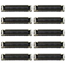 10 PCS Moederbord LCD Display FPC Connector voor Huawei Y7p
