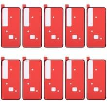 10 PCS Originele Achterkant Cover Lijm voor Xiaomi Mi 10 Pro 5G / Mi 10 5G