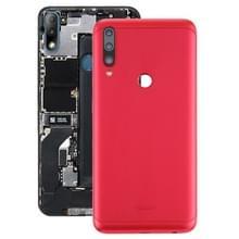 Batterij achterkant voor Asus Zenfone Max Plus (M2) ZB634KL (Rood)