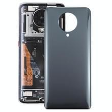 Originele batterij achterkant voor Xiaomi Redmi K30 Ultra / M2006J10C(Zwart)
