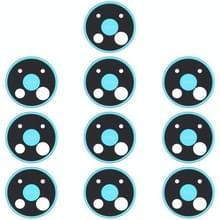 10 PCS Camera Lens Cover voor Nokia C5 Endi (Blauw)