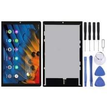 LCD-scherm en digitizer volledige assemblage voor Lenovo Yoga Tab 5  Yoga Smart Tab / TY-X705L / TY-X705F / TY-X705X(Zwart)