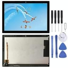 LCD-scherm en digitizer volledige assemblage voor Lenovo TAB4 10 REL Tablet TB-X504F TB-X504M TB-X504L(Zwart)