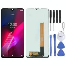 LCD-scherm en digitizer volledige assemblage voor T-Mobile REVVL 4 5007W 5007Z (Zwart)