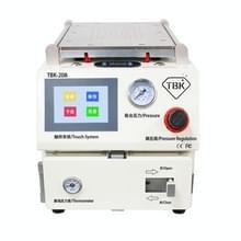 TBK TBK208 450W 3 in 1 scheiding laminerende defoaming machine gebogen scherm persmachine OCA Laminerende Machine