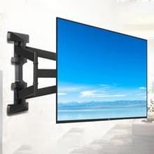 32-65 inch universeel draaibaar intrekbare TV dubbele robotarm muur gemonteerde beugel