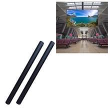 Verlengde paal voor 32-70 inch & 32-65 inch universele single screen TV Plafondbeugel  lengte: 1M