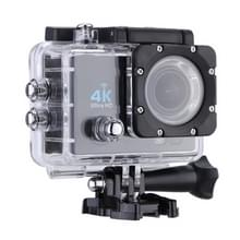 Q3H 2 0 inch scherm WiFi sport actie camera camcorder met waterdichte behuizing geval  Allwinner v3  170 graden groothoek (zwart)