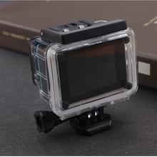 HAMTOD HK2TR HD 4K WiFi Sport Camera met afstandsbediening & waterdichte hoes  Generalplus 4247  2.0 inch LCD-scherm  170 graden een brede Lens van de hoek (blauw)