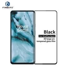 Voor Oneplus Nord PINWUYO 9H 3D Gebogen full screen explosiebestendige tempered glass film(zwart)