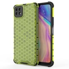 Voor Huawei Geniet van 20 schokbestendige honingraat PC + TPU Case(Groen)