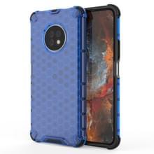 Voor Huawei Geniet van 20 Pro Schokbestendige honingraat PC + TPU Case(Blauw)