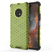 Voor Huawei Geniet van 20 Pro Schokbestendige honingraat PC + TPU Case(Groen)