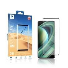 Voor Xiaomi Mi 10 Ultra mocolo 0.33mm 9H 3D Gebogen full screen gehard glas film