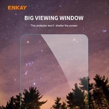 Voor Xiaomi Poco X3 / X3 NFC 2 PCS ENKAY Hat-Prince 0.26mm 9H 2.5D Gebogen Rand Gehard glas film