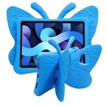 Butterfly Bracket Style EVA Children Shockproof Beschermhoes voor iPad Air (2020) 10.9(Blauw)