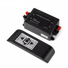 3 Key RF Wireless 12-24V LED dimmer controller voor SMD 3528 SMD 5050 enkele kleur 12V LED strip Iight  DC 12V 96W/24V 192w