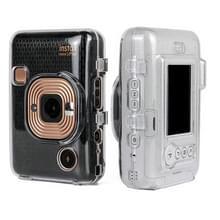 Transparante beschermende cover Pouch cameratas voor Fuji Fujifilm Instax mini Liplay