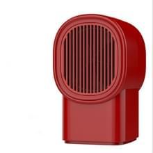 Home Heater slaapzaal kleine stille hete luchtblazer (rood)