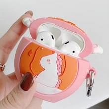 Voor Apple AirPods 1/2 generatie Universalgirl hart Unicorn Bluetooth hoofdtelefoon beschermhoes