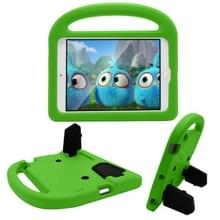 Voor iPad 4/3/2 Sparrow ontwerp schokbestendig kinderen vriendelijke EVA geval (groen)