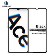 Voor OPPO Reno ACE PINWUYO 9H 2.5 D volledig scherm gehard glas film (zwart)