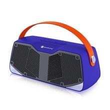 NewRixing NR4021 draagbare Bluetooth Speaker TWS aansluiting luidspreker geluidssysteem 10W stereo surround TV Speaker (blauw)