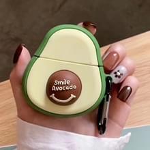 Voor Apple AirPods Pro avocado Bluetooth hoofdtelefoon beschermhoes