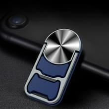 Auto Desktop Stand Magnetische roterende metalen houder met bier opener (Blauw)