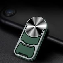 Auto Desktop Stand Magnetische Roterende Metalen Houder met Bier Opener (Groen)