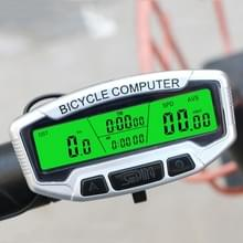 SUNDING SD-558C Fiets Computer Wireless Digital LCD Backlight Road Speedometer Stopwatch Snelheidsmeter