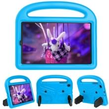 Voor Galaxy Tab A 8.4(2020) Sparrow Style EVA Flat Anti Falling Protective Shell With Bracket(Blue)