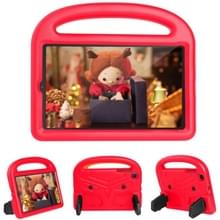 Voor Galaxy Tab A 8.4(2020) Sparrow Style EVA Flat Anti Falling Protective Shell With Bracket(Red)