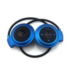 NVAHVA MP3-speler Bluetooth-hoofdtelefoon  draadloze MP3-speler met FM-radio  stereo oortelefoon TF-kaart MP3 Max tot 32GB