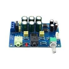 TPA6120 amp Board HIFI TPA6120A2 liefhebber rang hoofdtelefoon versterker Board Zero Noise Board