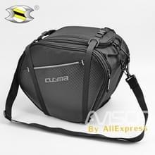 Motorfiets zakken voor Yamaha NVX155 NVX 155 AEROX 2018 Tank tas waterdicht winkel inhoud tas reizen Scooter Tunnel Bag(Black)