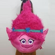 65cm trollen knuffels grote klaproos Princess speelgoed zachte pluche kussen kussen