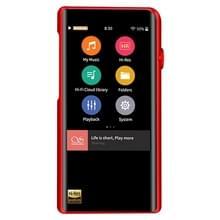 Shanling M5S Bluetooth MP3 speler WiFi Apt-X Lossless draagbare muziek spelers netvlies DOP DSD256 hoge resolutie Audio evenwichtig rood geen