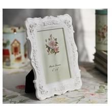 Huis decoratie pastorale stijl Rose gesneden foto frame decoratie