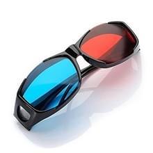 Rood blauw 3D bril anaglyph ingelijst 3D visie bril voorspel stereo Movie dimensionale glazen plastic glazen
