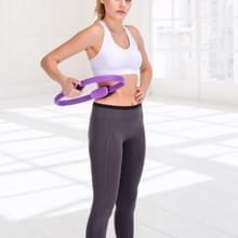 Multifunctionele Pilate ring yoga product  grootte: 38 x 3cm (paars)