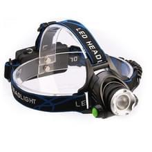 T6 Zoomable sterke licht LED zaklamp zaklamp koplicht voor Hengelsport  Camping