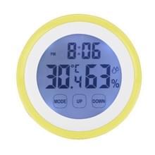 Hoge precisie indoor elektronische thermometer (groen)