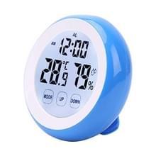 Hoge precisie indoor elektronische thermometer (blauw)