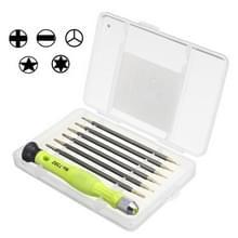 7 in 1 draagbare schroevendraaier kit set chroom vanadium gelegeerd staal professionele reparatie hand tools set